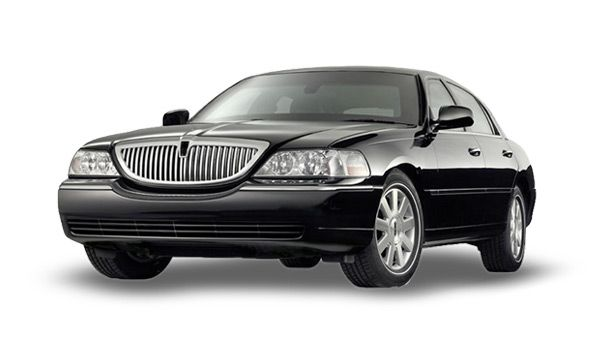 Lincoln Town Car Metro Black Sedans